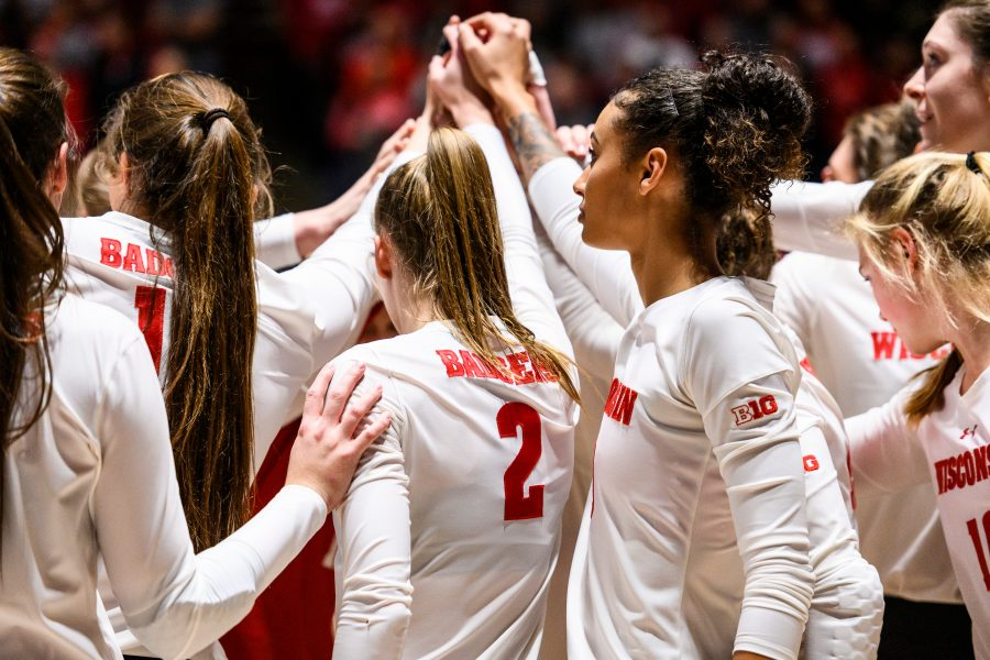 UW-Madison women's volleyball