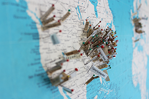 alumni map