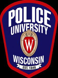 university police crest