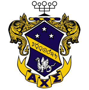 Alpha Chi Sigma Coat of Arms