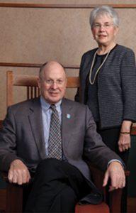 Chuck & Martha Casey