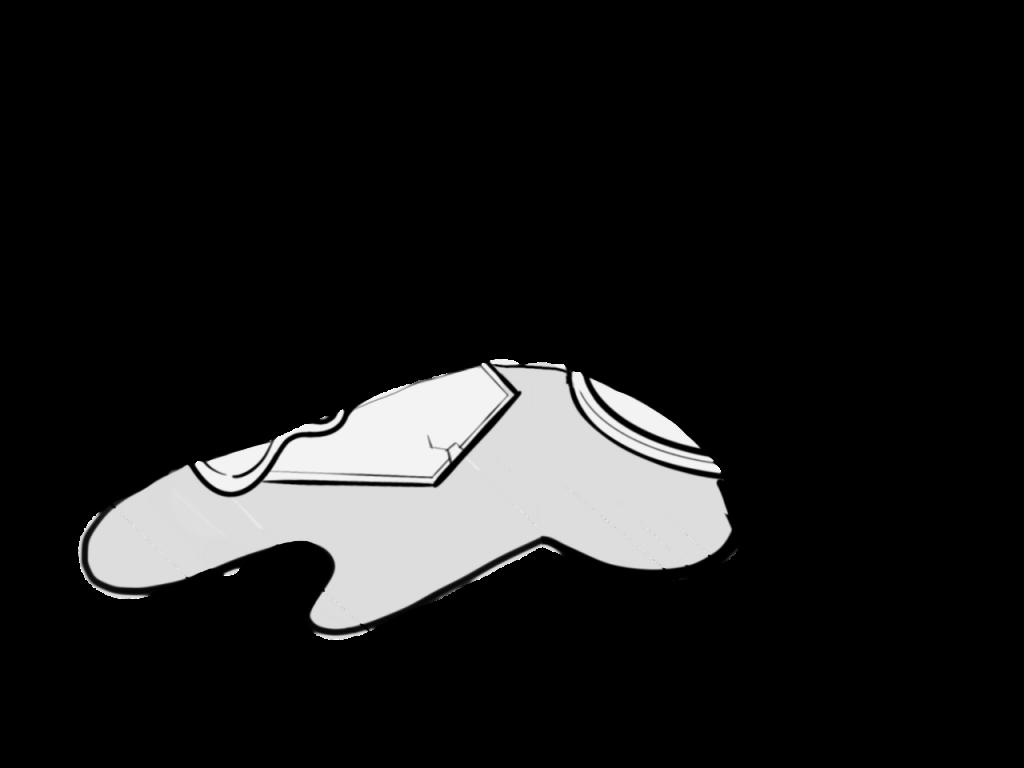 broken beaker