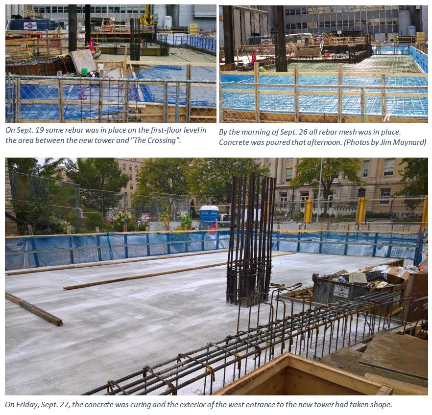 building project construction