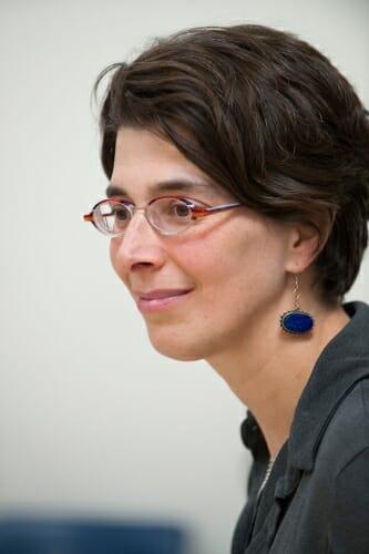 Psychology Professor Jenny Saffran