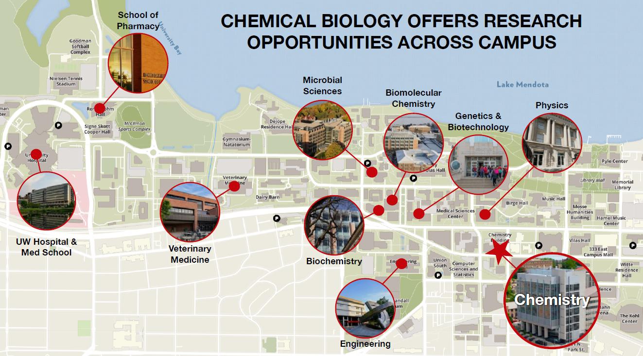 map of chem bio