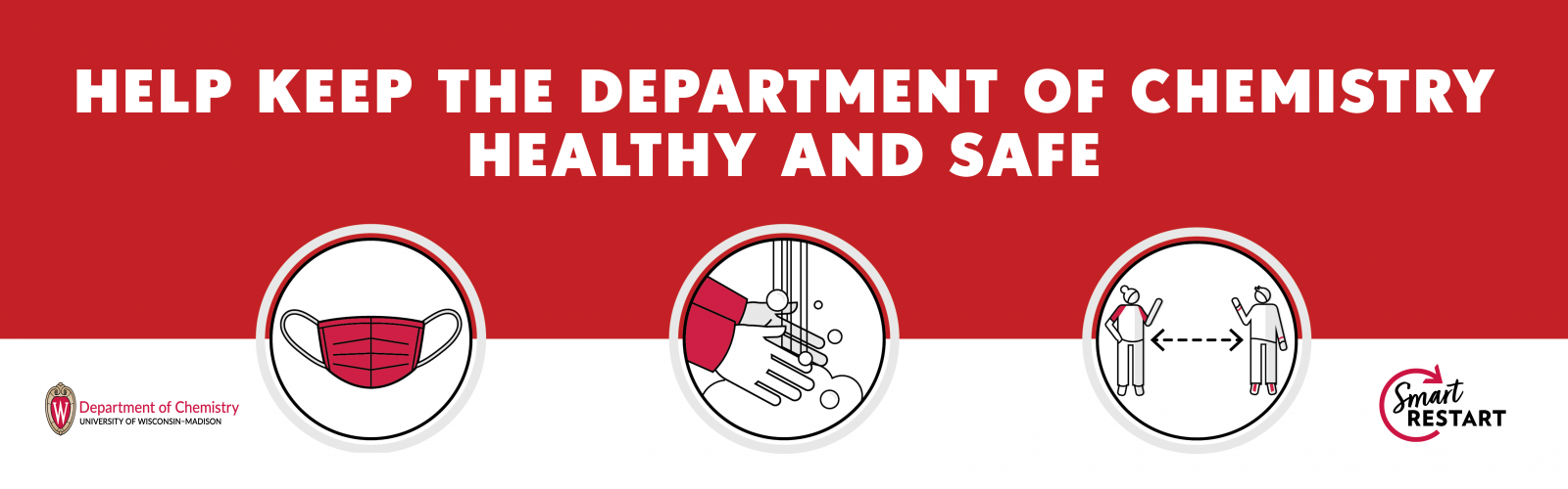 Help Keep the Department of Chemistry Healthy and Safe