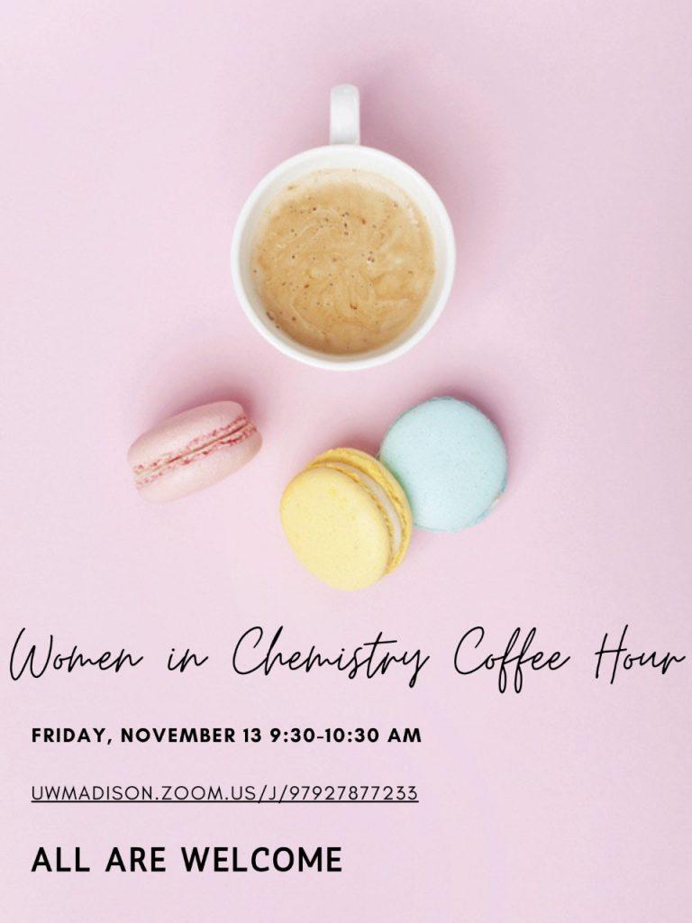 Women in Chemistry Coffee Hour