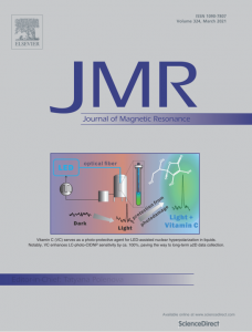 cover of the JMR magazine